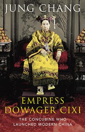 Empress Dowager Cixi UK Edition