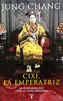 Empress Dowager Cixi Spanish Edition