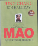 Mao Danish Audio CD
