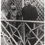May-ling and Chiang on their honeymoon