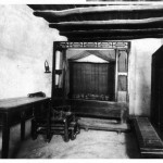 The room where Mao was born, on 26 December 1893, in Shaoshan village, Hunan province.