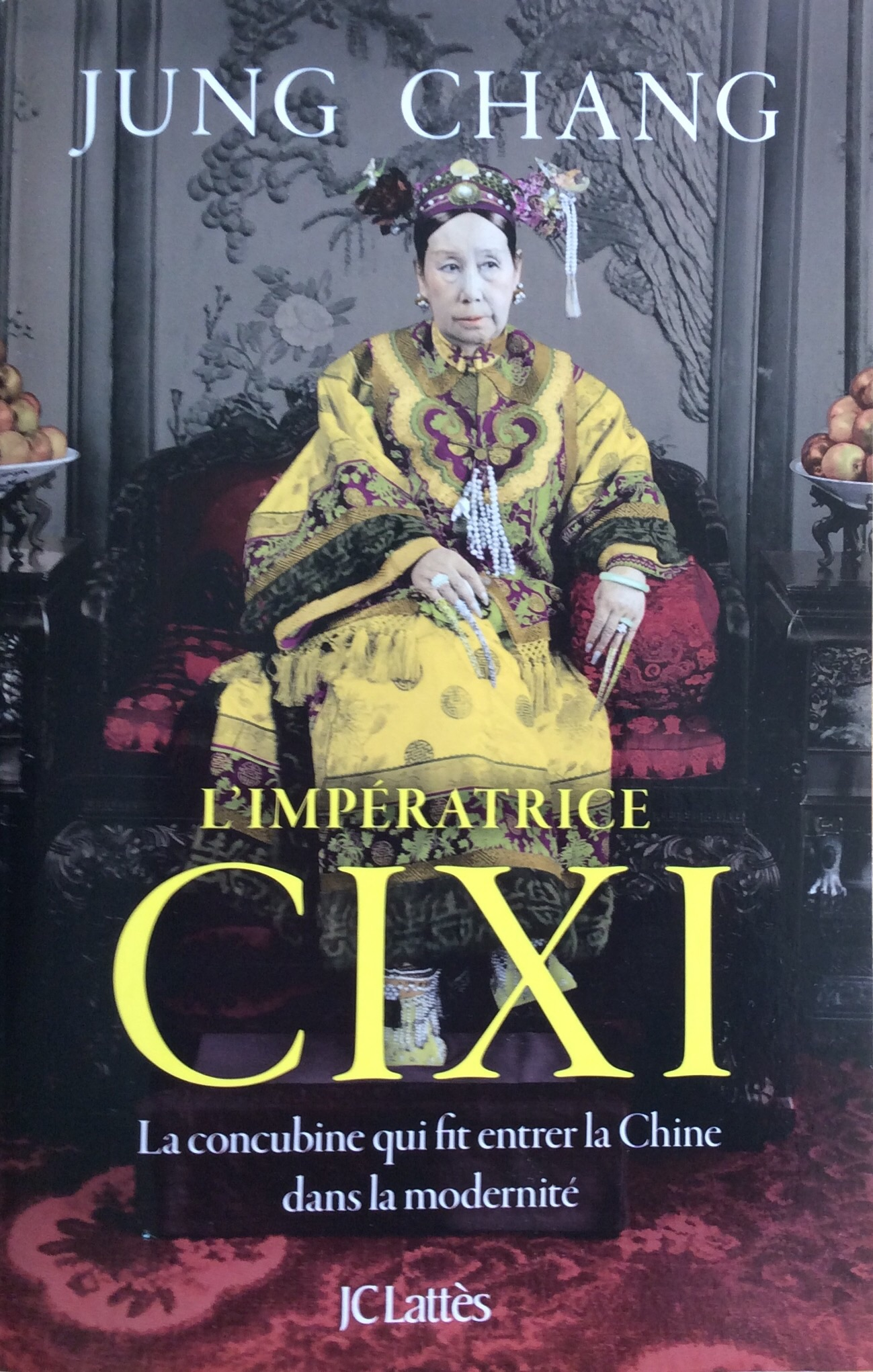 Fast In German >> Empress Dowager Cixi - Jung Chang 張戎/张戎