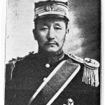 My grandfather, General Xue Zhi-heng, chief of police in the warlord government in Peking, 1922-1924.